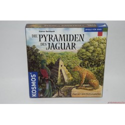 Die Pyramiden des Jaguar társasjáték