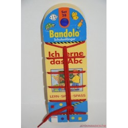 Bandolo készségfejlesztő fonalas párosító játék Set 28