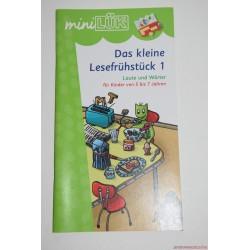 Mini Lük készségfejlesztő füzet, olvasós