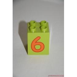 Lego Duplo 6 képes elem