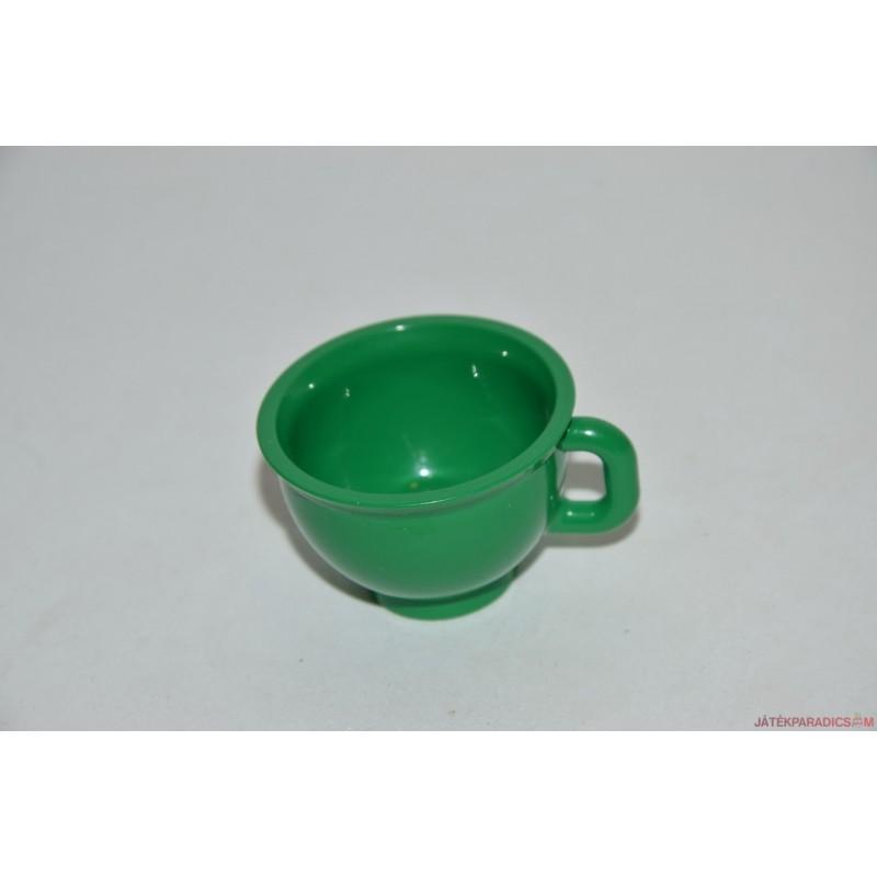 Duplo Dolls zöld csésze