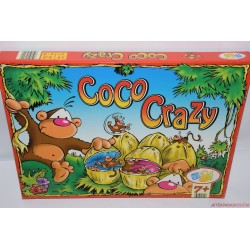Coco Crazy társasjáték