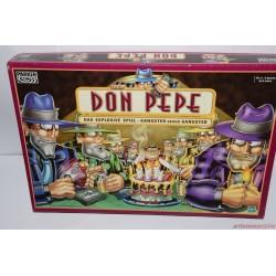 Don Pepe A gengszterjáték stratégiai társasjáték