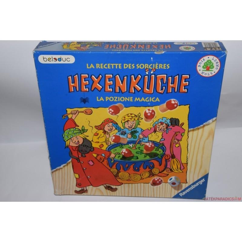 Antik Ravensburger Das Helferspiel társasjáték