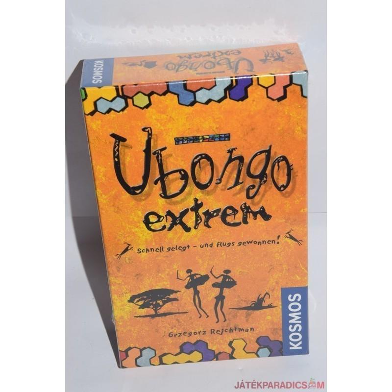 ÚJ! Ubongo társasjáték