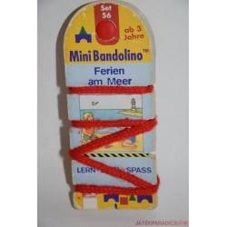 Mini Bandolino készségfejlesztő párosító játék Set 64