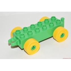Lego Duplo zöld autó alap