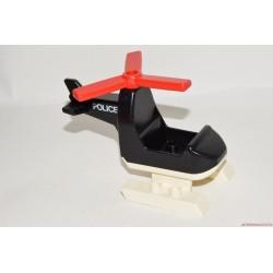 Lego Duplo POLICE rendőrségi helikopter