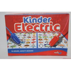 Kinder Electric párosító társasjáték