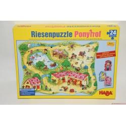 HABA 3902  6 erste Puzzle Háziállatok kirakó