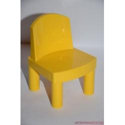 Lego Duplo Dolls piros szék