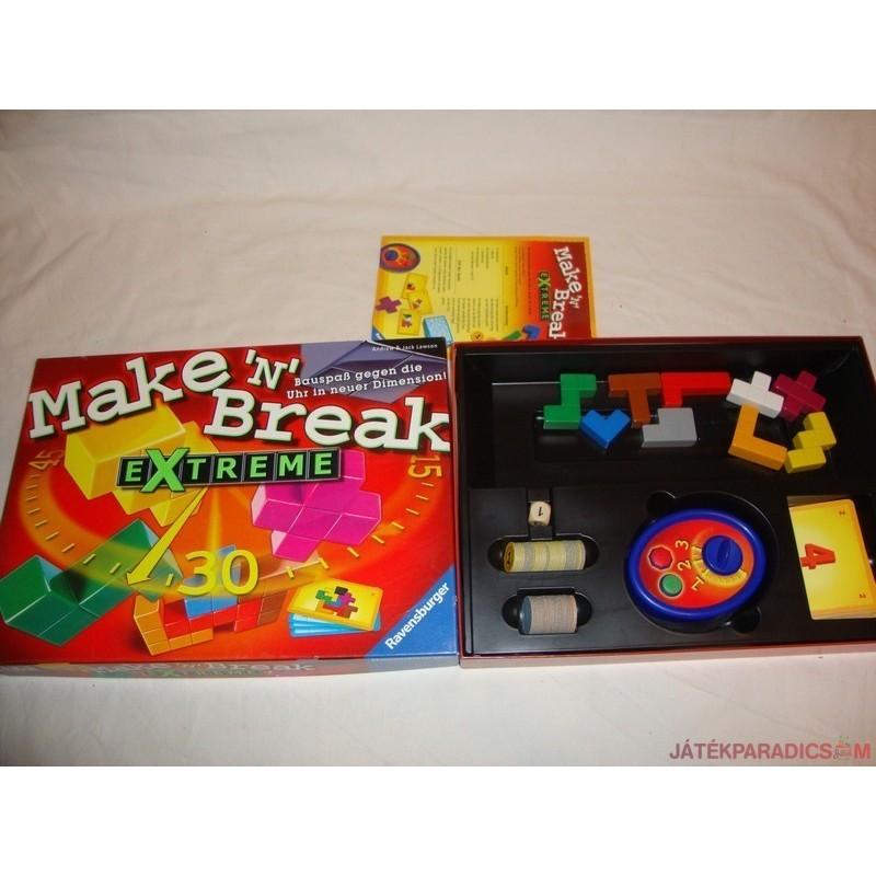 Make 'n ' Break extreme társasjáték