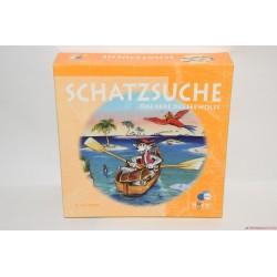 Ravensburger Janosch Schatzsuche társasjáték