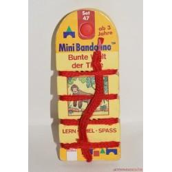Mini Bandolino készségfejlesztő párosító játék Set 34
