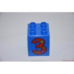 Lego Duplo 3 képes elem