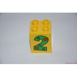 Lego Duplo 2 képes elem