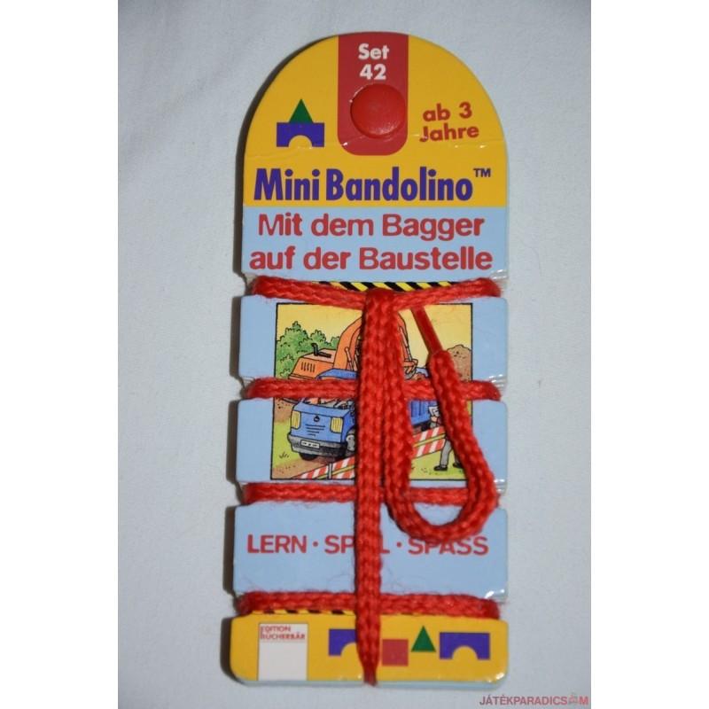 Mini Bandolino fonalas párosító játék Set 4