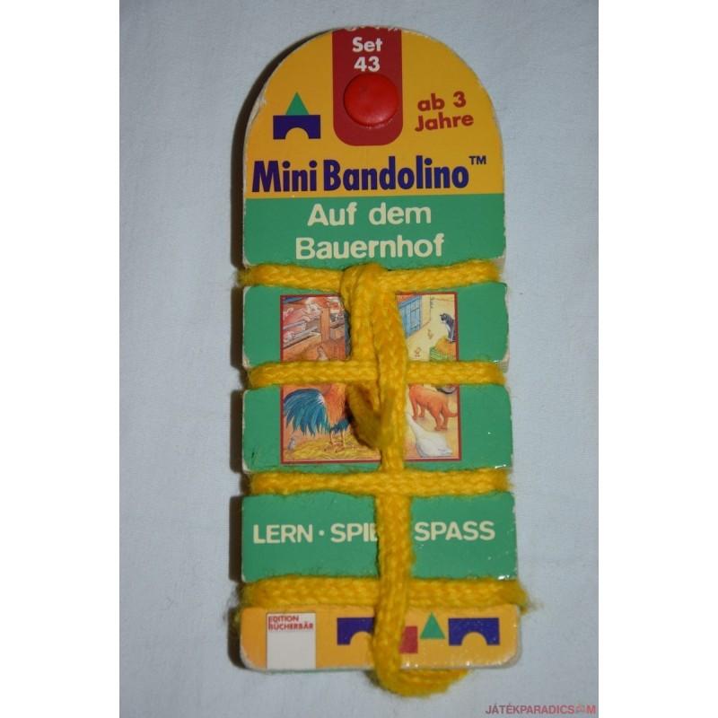 Mini Bandolino fonalas párosító játék Set 42