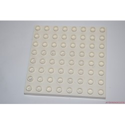 Lego Duplo fehér alaplap