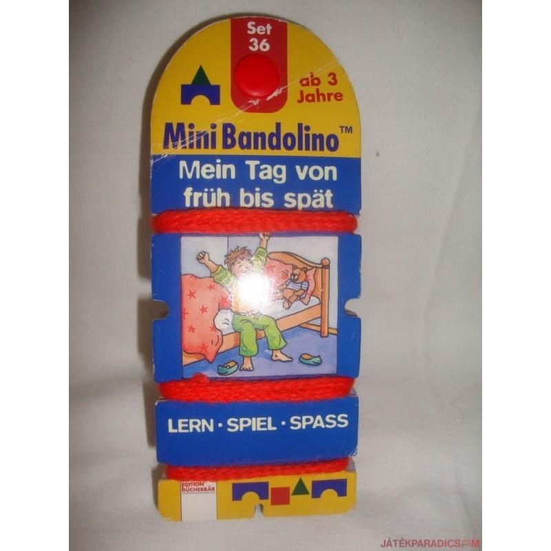 Mini Bandolino készségfejlesztő párosító játék Set 46