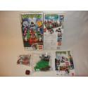 Lego 3838 Lava Dragon társasjáték