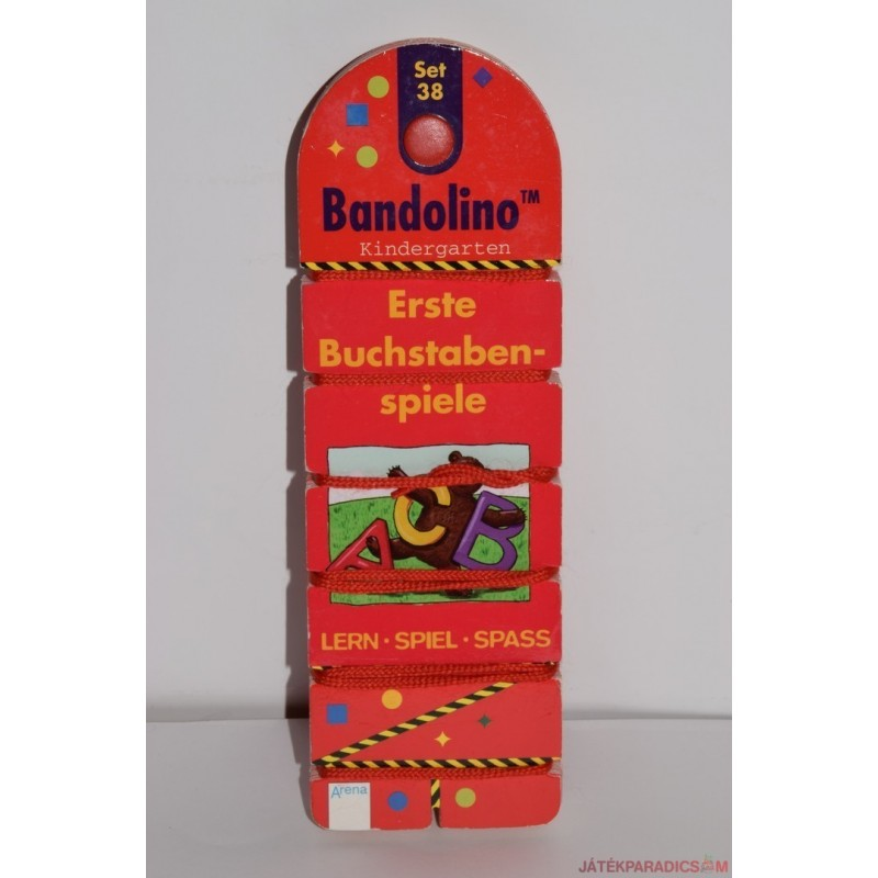 Bandolino készségfejlesztő párosító játék Set 28