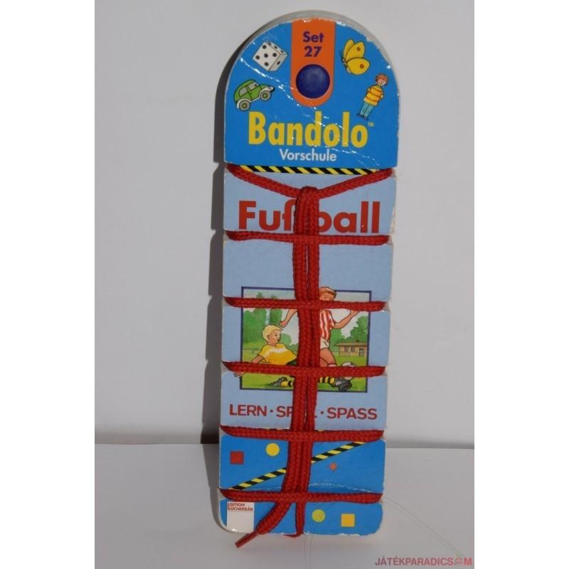Bandolo készségfejlesztő fonalas párosító játék Set 29