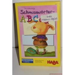 HABA 4523 Das schnuckelige Schmusewörter társasjáték