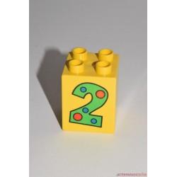 Lego Duplo számos képes elem (1)