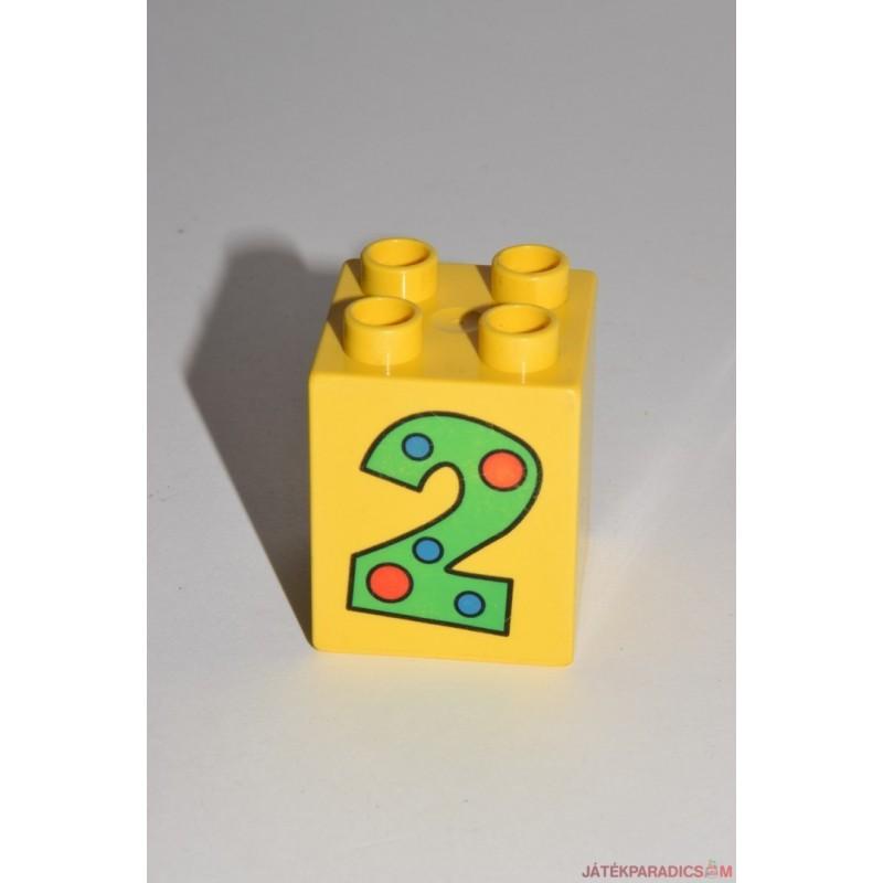 Lego Duplo számos képes elem (2)