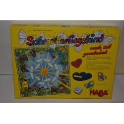 HABA 4155 Schmetterlingskind Pillangó gyerek  társasjáték