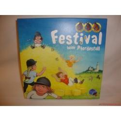 Festival beim Pferdestall – Istálló-fesztivál társasjáték