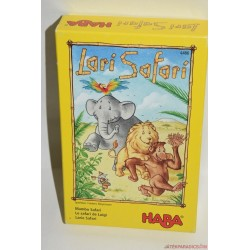 HABA 4486 Lari Safari társasjáték