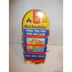 Mini Bandolino készségfejlesztő párosító játék Set 36 Egy napom