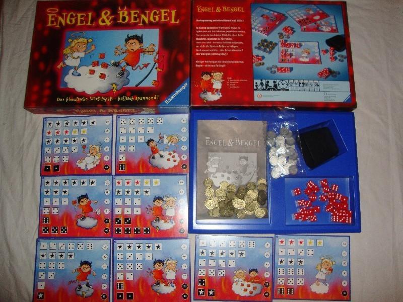 Engel Und Bengel engel und bengel angyal és ördög társasjáték