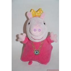 Peppa Pig plüss malackirály