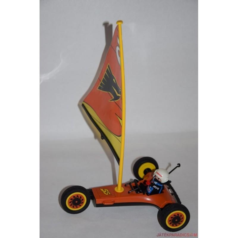 Playmobil vitorlás homokfutó