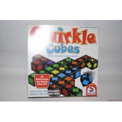 Qwirkle Cubes társasjáték