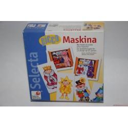 Selecta Picco Maskina társasjáték