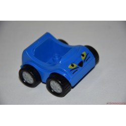 Lego Duplo kék kis autó ( cicás orrú )