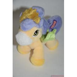 Filly Pony egyszarvú sárga plüss póni