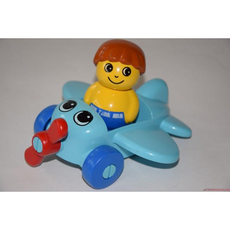 Lego Primo repülőgép pilótával