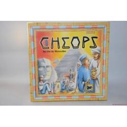 CHEOPS társasjáték