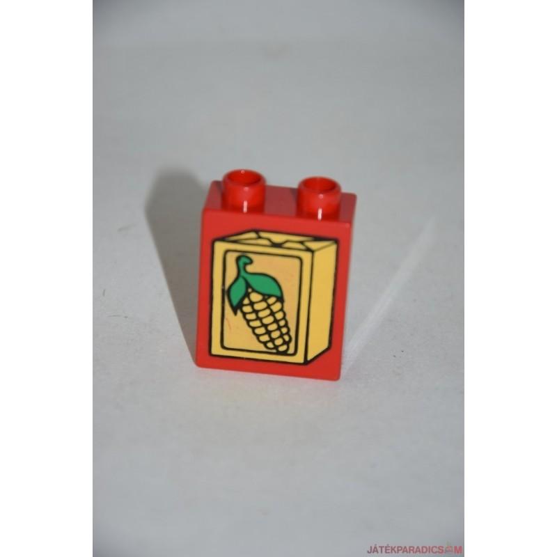 Lego Duplo kukorica képes elem