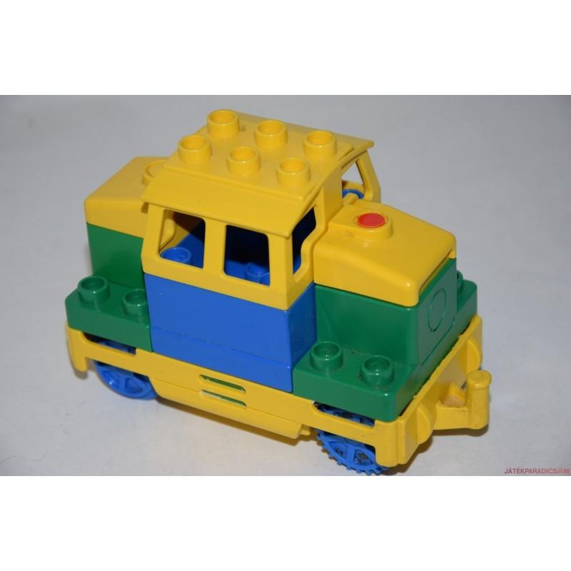 Lego Duplo elektromos mozdony