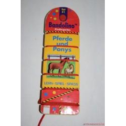 Bandolino készségfejlesztő fonalas párosító játék Set 41