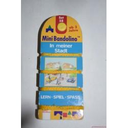 Mini Bandolino fonalas párosító játék Set 58