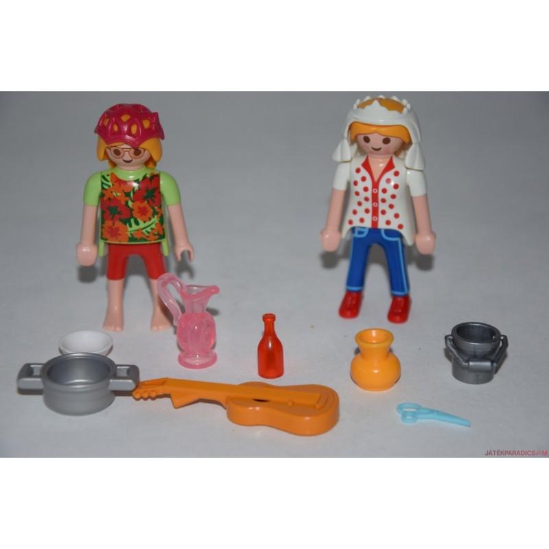 Playmobil nők