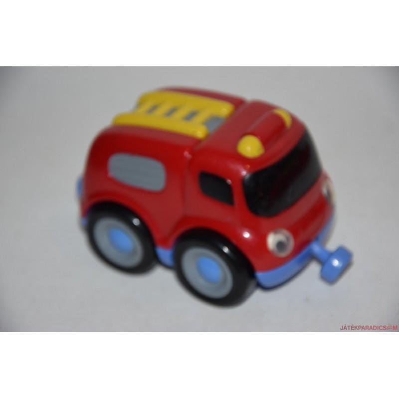 Piros mágneses autó