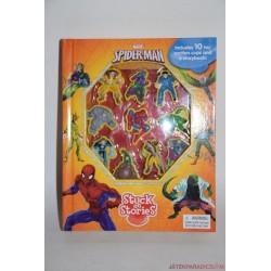 Spiderman Pókember foglalkoztató könyv